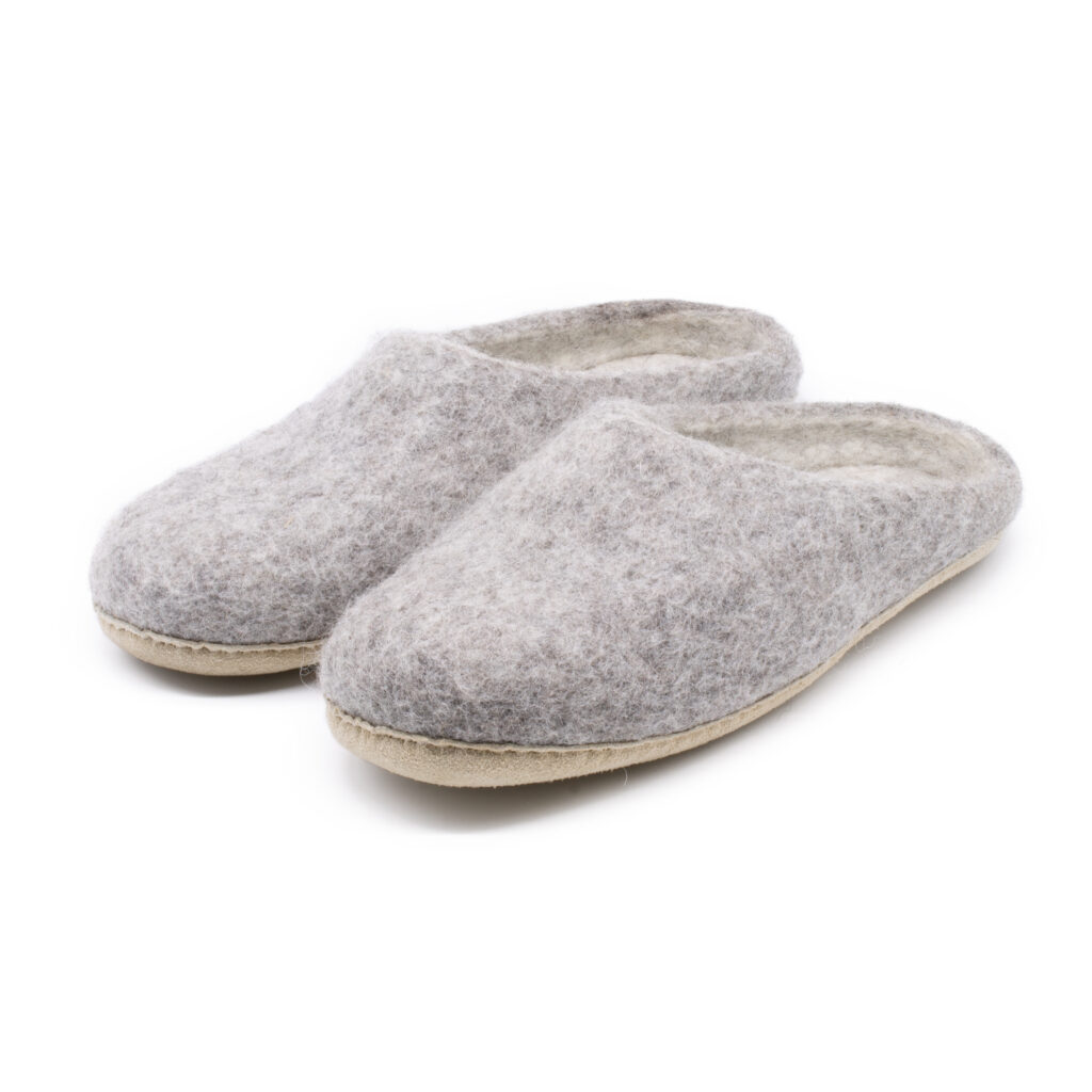 Nootkas slippers