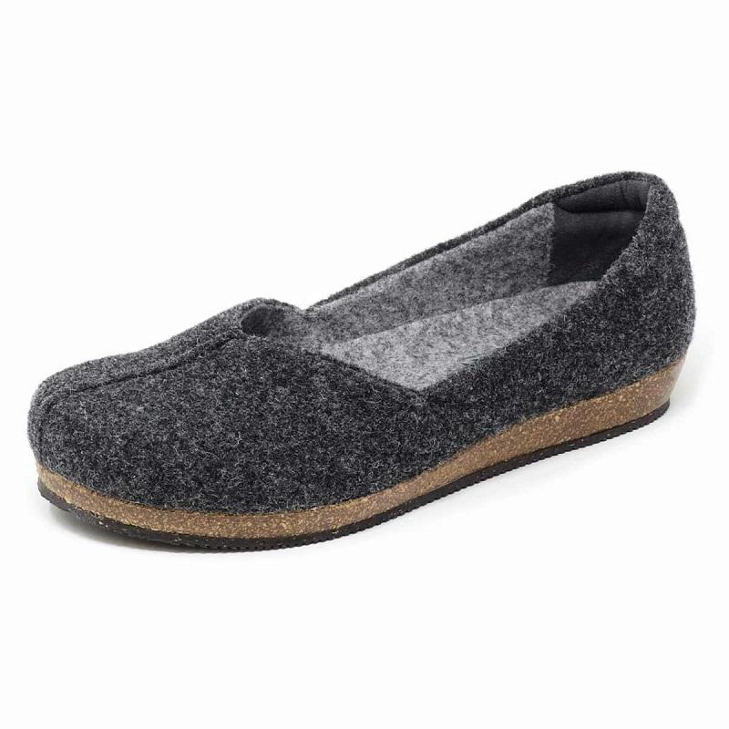 Stegmann Liesl wool shoe
