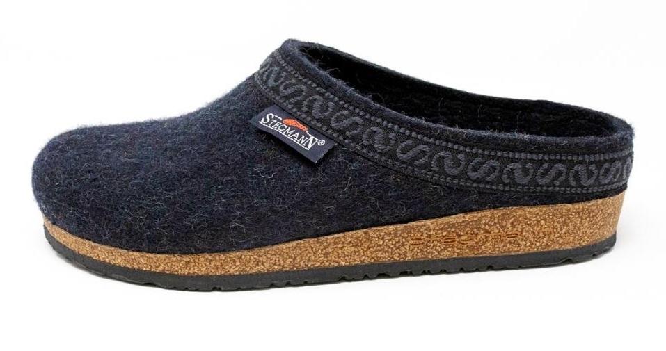 Stegmann Wool Clogs
