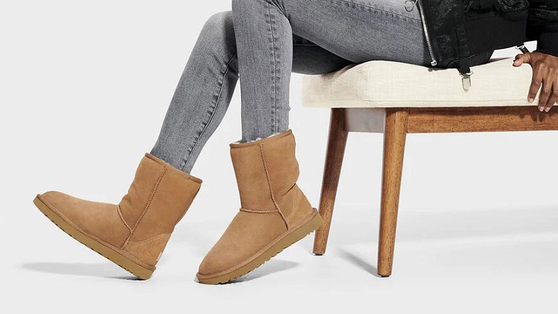Ugg vs Bearpaw slippers and boots