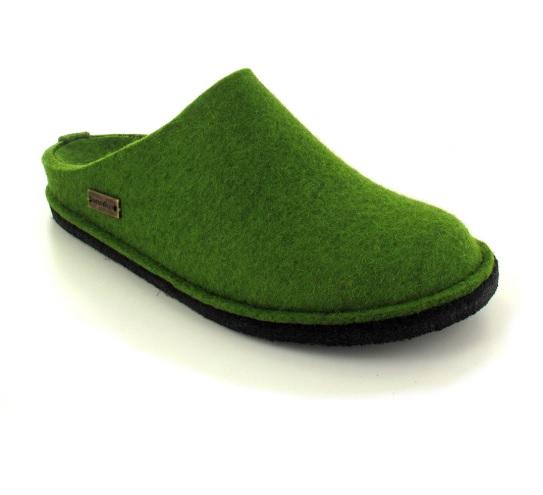 haflinger flair in green