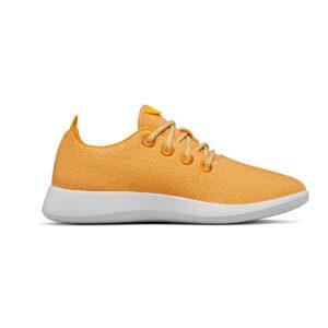 Allbirds wool runner in orange